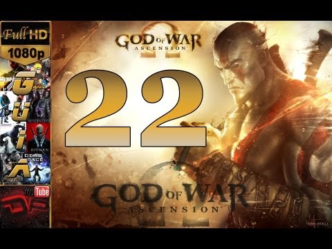 God of War: Ascension - Espaol Parte 22 PS3 |Modo Historia Campaa|+ Guia Coleccionables Walkthrough 1080p