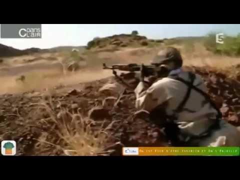 Mali army training realistic / Realistyczny Trening Malijskich żołnierzy