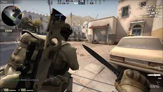 Counter-Strike: Global Offensive (2018) Gameplay (PC HD) [1080p60FPS]