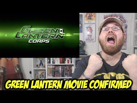 Green Lantern Movie Confirmed!!! thumbnail