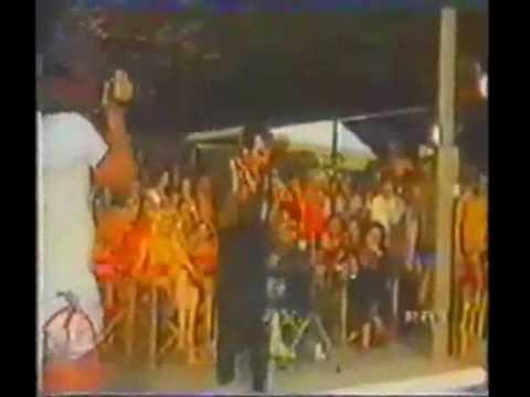 """«Luna live '83» (con """"radio-cronaca"""" di Pelù)"""