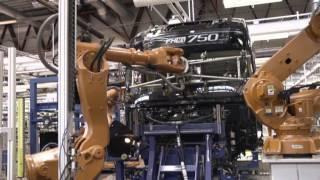 Así se fabrica el Volvo New FH 2013