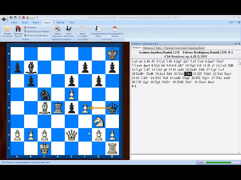 CHESSBASE  11 at ChessCentral.com