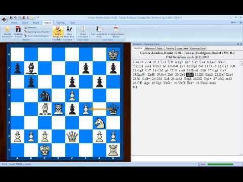 CHESSBASE  11 at ChessCentral.com