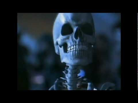 Michael Jackson's Skeleton Dance From ghosts (1997) video