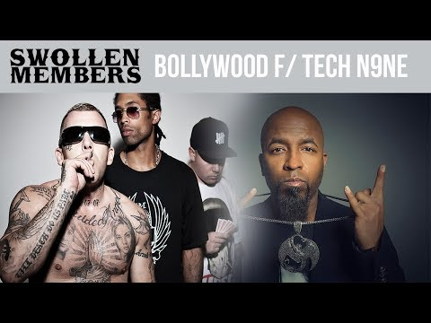 Swollen Members feat. Tech N9ne & Tre Nyce - Bollywood chick