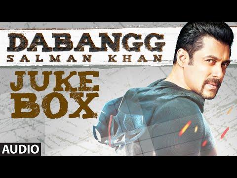 Dabangg Salman Khan Superhit Song | Audio Jukebox | Birthday Special video