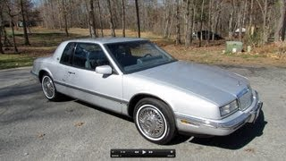 1989 Buick Riviera w/ CRT Interface Demo Start Up, Exhaust, and In Depth Review