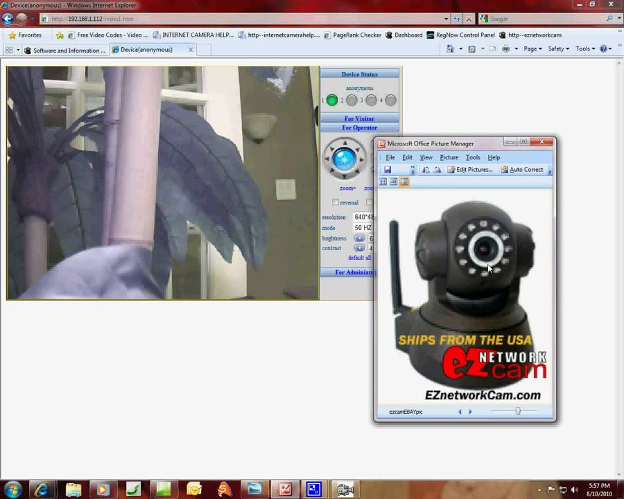 Ip wireless security camera set up instructions info for Security camera placement software