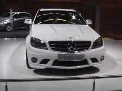Motor Show 2007: le novità Mercedes