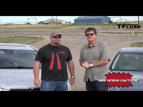 2014 Infiniti Q50S vs Chevy SS Mashup 0-60 MPH: V-6 vs V8 smack-down Part 2