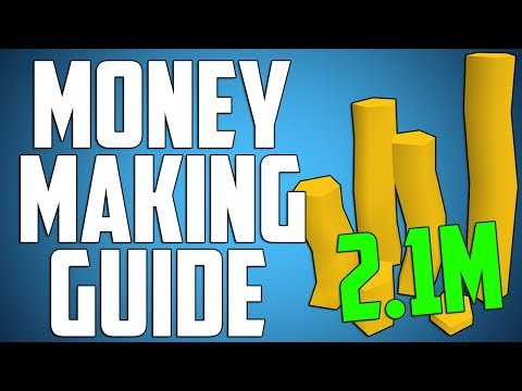 Runescape: EoC Money Making Guide – 2.1M+ Per Hour!