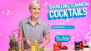 Hannah Hart Shows You How to Make Easy Summer Cocktails