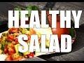 HEALTHY WEIGHT LOSS SALAD SUPER-FOOD SALAD RECIPE | Chef Ricardo Cooking
