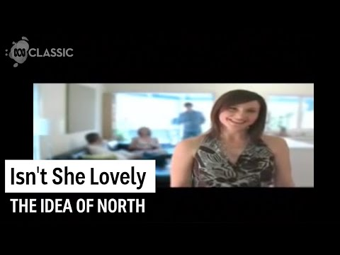 Isnt She Lovely music clip - The Idea of North