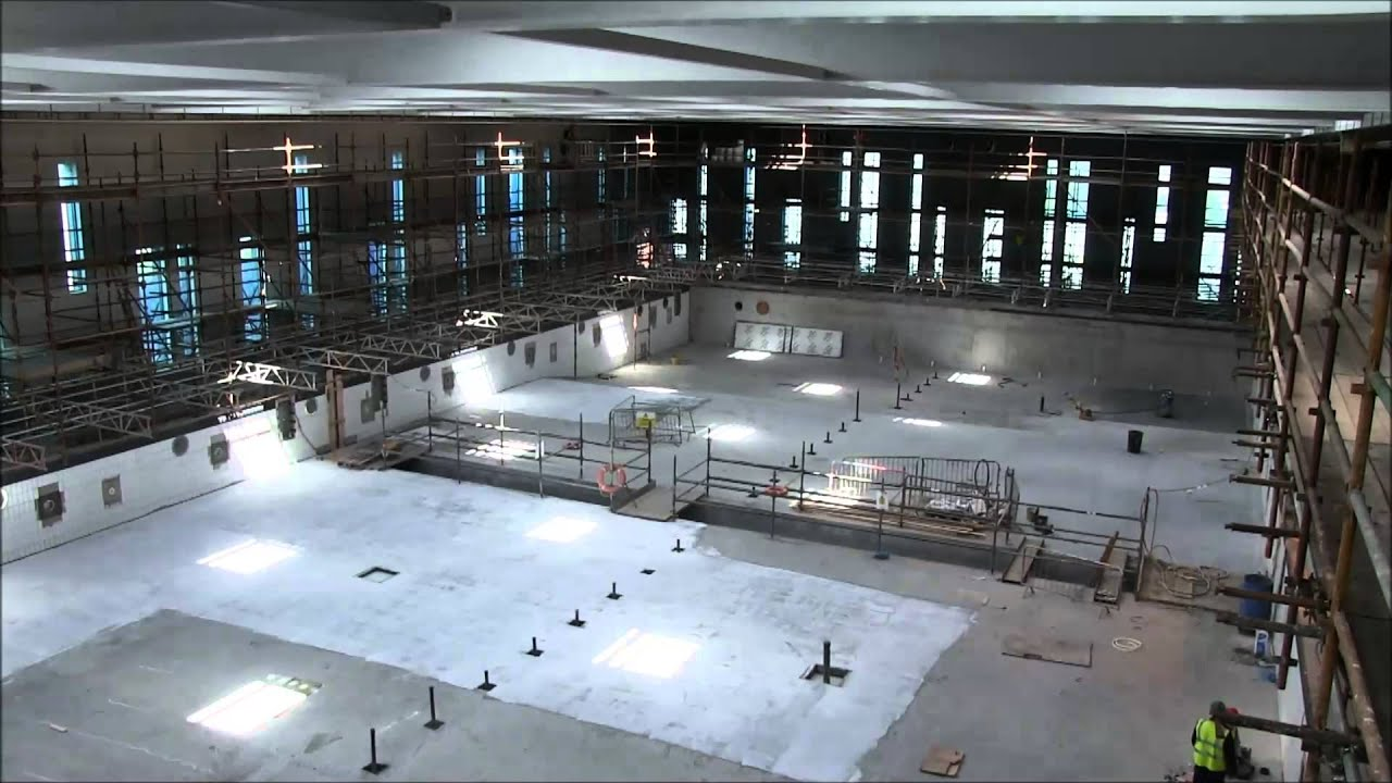 Aberdeen Sports Village Aquatics Centre May 2013 Youtube
