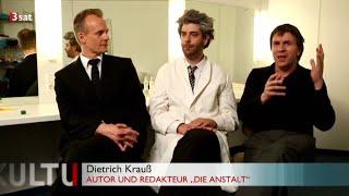 Wenn Satire den Journalismus ersetzt - Kulturzeit 29.05.2015 - Bananenrepubilk