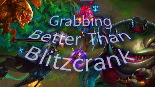 WTF!!! Camille Skarner & Tahm Kench acquired a new grab