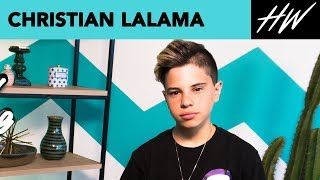 Christian Lalama Picks Post Malone Over The Weeknd And Talks 'Tic Toc'  | Hollywire