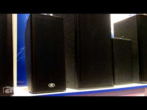 InfoComm 2013: Peavey Highlights Elements Series Weatherized Loudspeakers