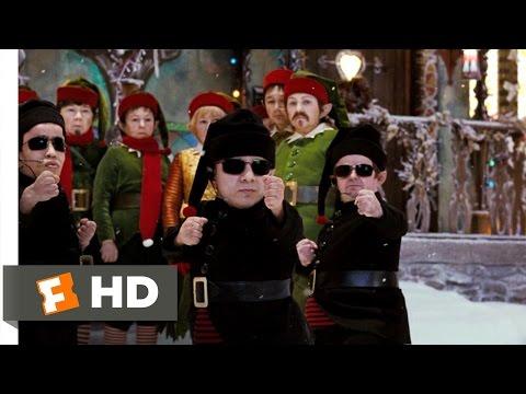 Fred Claus (3/4) Movie CLIP - Elf Secret Service (2007) HD