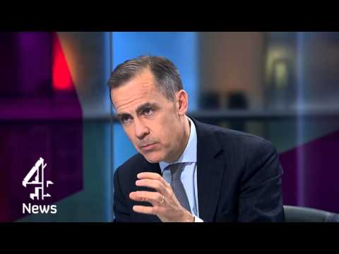 Mark Carney 'won't be cheerleader for City'