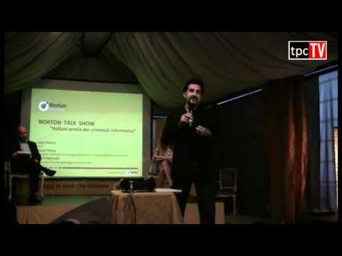 Cybercrime Report by Simantec con Luigi Pelazza – Le Iene 21 sett 2011