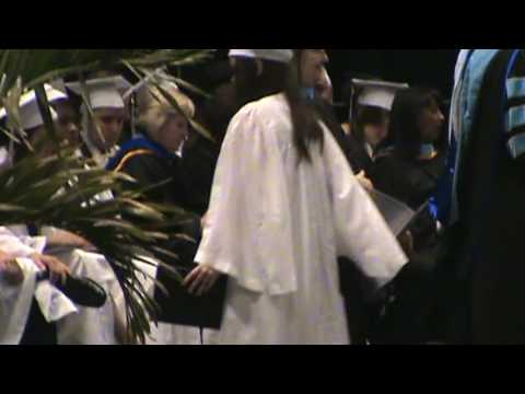 John A. Ferguson senior high school graduation