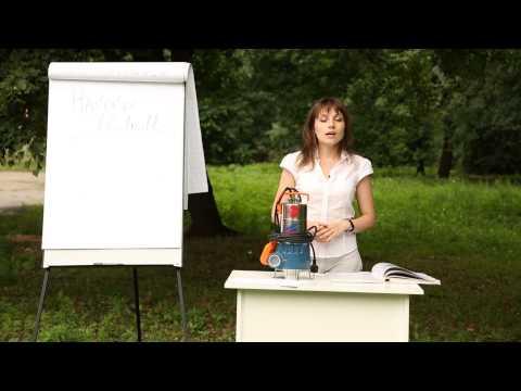 Видео как выбрать фекальный насос