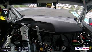 Paul Ricard TCR EUROPE - Q2 Mikel Azcona OnBoard