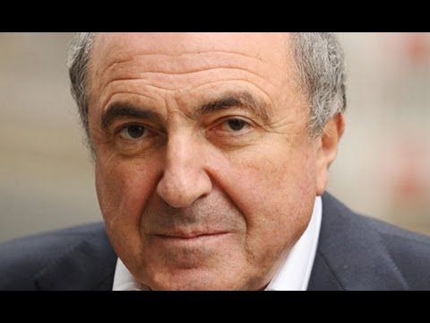Russians react to Boris Berezovsky's death