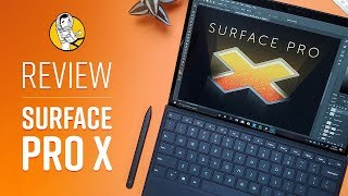 Surface Pro X Review From An Artist's Perspective