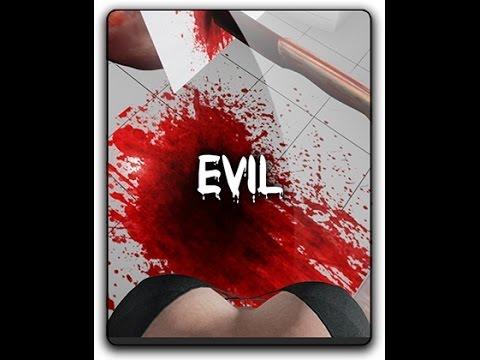 Evil - Полуголая Ксения жгет (Полное прохождение игры)2017
