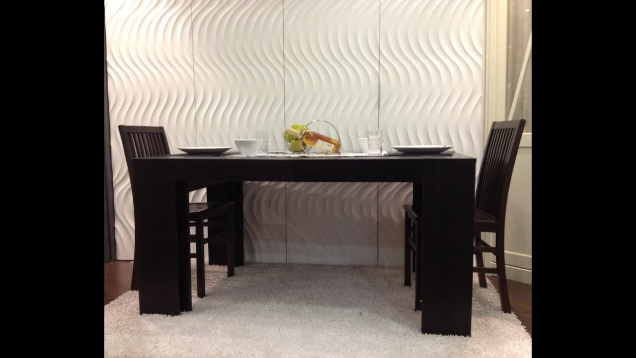 Mesa comedor extensible a medida youtube - Medidas de mesa de comedor ...