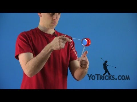 Learn the Ripcord Yoyo Trick - Yoyo String Trick