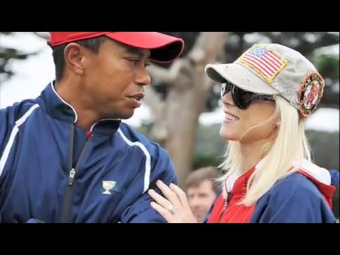 Tiger Woods ft. Elin Nordegren