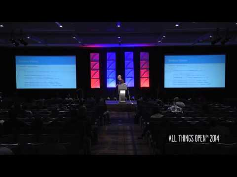 All Things Open 2014 | Frédéric Harper | HTML for the Mobile Web, Firefox OS