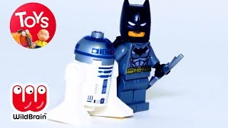 Lego Stop Motion | Star Wars & Batman Lego | Lego Episode: Batman Adventure | Toy Store