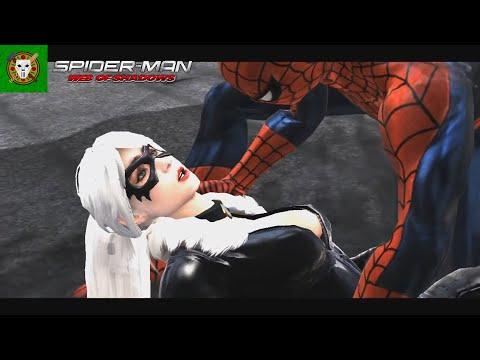 #17 スパイダーマン web of shadows 「たくましい僕の彼女」 PS3版