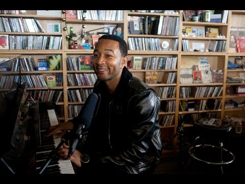 John Legend: NPR Music Tiny Desk Concert