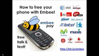 Free Mobile with EmbeePay - How It Works