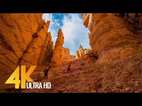 Bryce Canyon National Park - 4K UHD Nature Documentary Film - 1 HR