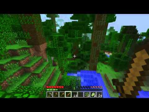 Český Let's Play Minecraft: S02E01 Nový začátek