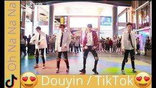 Tiktok China New Oh Na Na Na Challenge 2018 Tik Tok Dance Challenge