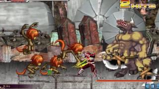 Chơi Game Siêu Nhân Gao Đánh Nhau Với Quái Vật - Gao Đỏ