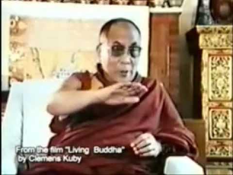 Buddhist Movie - 10 Questions for the Dalai Lama - Karmapa