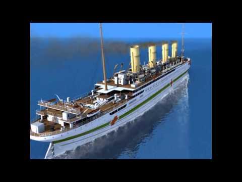Britannic Sinking Simulator Britannic Sinking