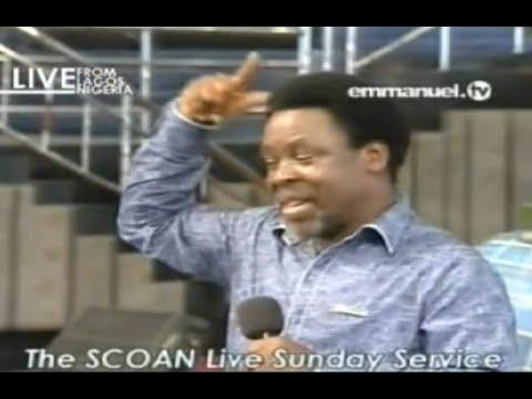 Scoan 05 10 14: Sunday Live Service tb Joshua Message. Emmanuel Tv video