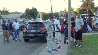 We went to Compton