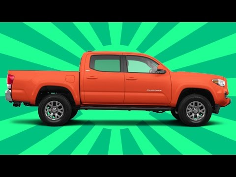 2016 Toyota Tacoma Review - Everything You Need To Know